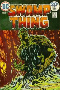 Swamp Thing #9 (1974)