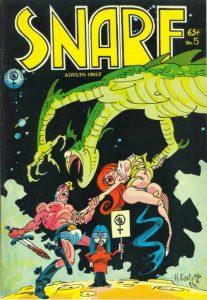 Snarf #5 (1974)