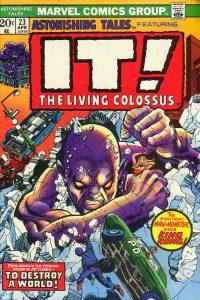 Astonishing Tales #23 (1974)