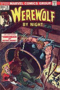 Werewolf by Night #16 (1974)