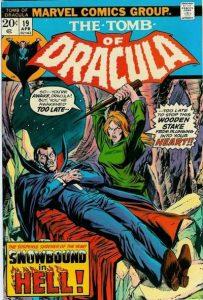 Tomb of Dracula #19 (1974)