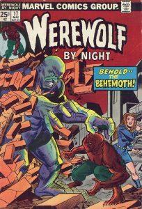Werewolf by Night #17 (1974)
