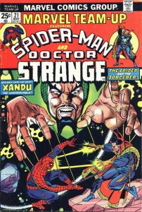 Marvel Team-Up #21 (1974)