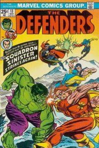 The Defenders #13 (1974)