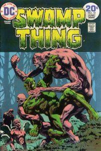 Swamp Thing #10 (1974)