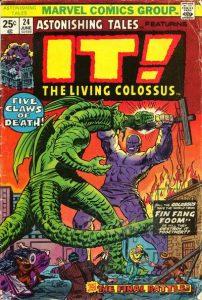 Astonishing Tales #24 (1974)
