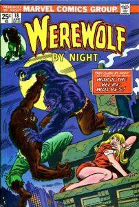 Werewolf by Night #18 (1974)