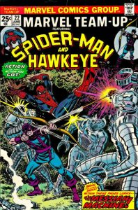 Marvel Team-Up #22 (1974)