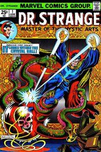 Doctor Strange #1 (1974)