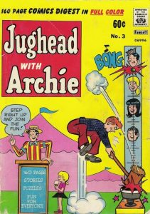 Jughead with Archie Digest #3 (1974)