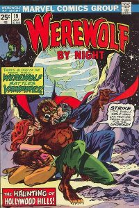 Werewolf by Night #19 (1974)