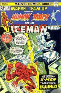 Marvel Team-Up #23 (1974)