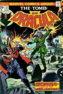 Tomb of Dracula #22 (1974)