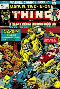 Marvel Two-In-One #4 (1974)