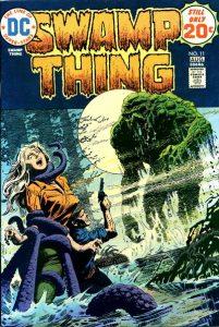 Swamp Thing #11 (1974)