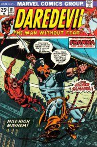 Daredevil #111 (1974)