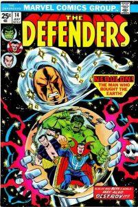 The Defenders #14 (1974)