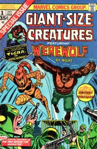 Giant-Size Creatures #1 (1974)