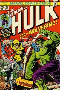 The Incredible Hulk #181 (1974)