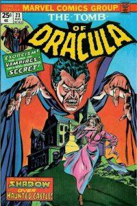 Tomb of Dracula #23 (1974)