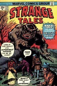 Strange Tales #175 (1974)