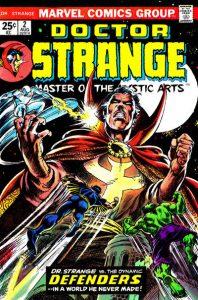 Doctor Strange #2 (1974)