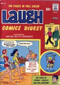 Laugh Comics Digest #1 (1974)