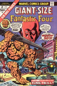 Giant-Size Fantastic Four #2 (1974)