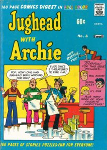 Jughead with Archie Digest #4 (1974)