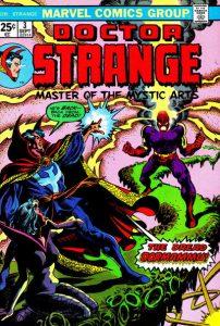 Doctor Strange #3 (1974)