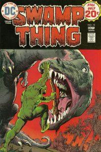 Swamp Thing #12 (1974)