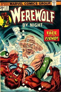 Werewolf by Night #22 (1974)