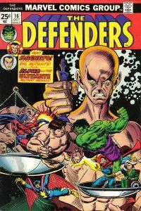 The Defenders #16 (1974)