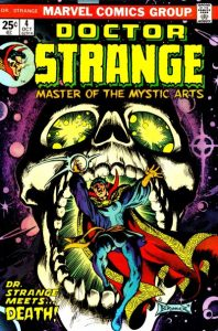 Doctor Strange #4 (1974)