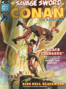 The Savage Sword of Conan #2 (1974)