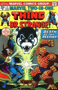 Marvel Two-In-One #6 (1974)