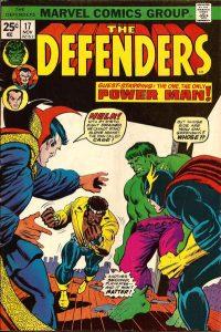 The Defenders #17 (1974)