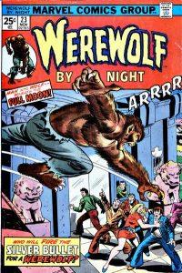 Werewolf by Night #23 (1974)