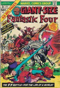 Giant-Size Fantastic Four #3 (1974)