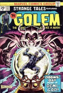 Strange Tales #177 (1974)