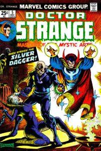 Doctor Strange #5 (1974)