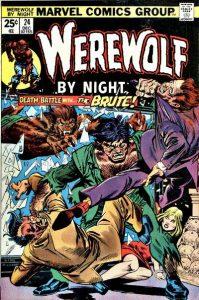 Werewolf by Night #24 (1974)
