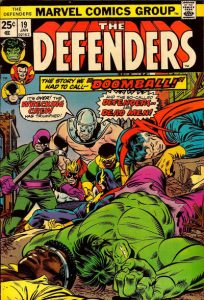 The Defenders #19 (1975)