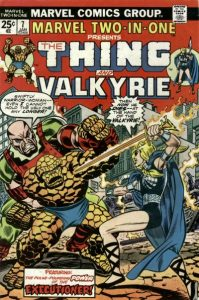 Marvel Two-In-One #7 (1975)