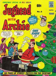 Jughead with Archie Digest #6 (1975)
