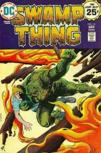 Swamp Thing #14 (1975)