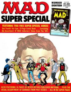 MAD Special [MAD Super Special] #18 (1975)