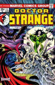 Doctor Strange #6 (1975)