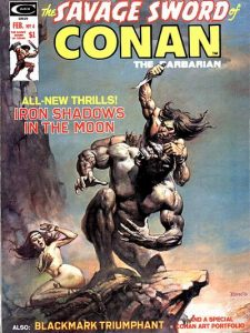 The Savage Sword of Conan #4 (1975)