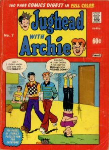 Jughead with Archie Digest #7 (1975)